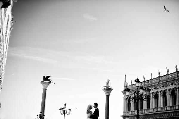 Dana & Madalin – Shooting in Venice
