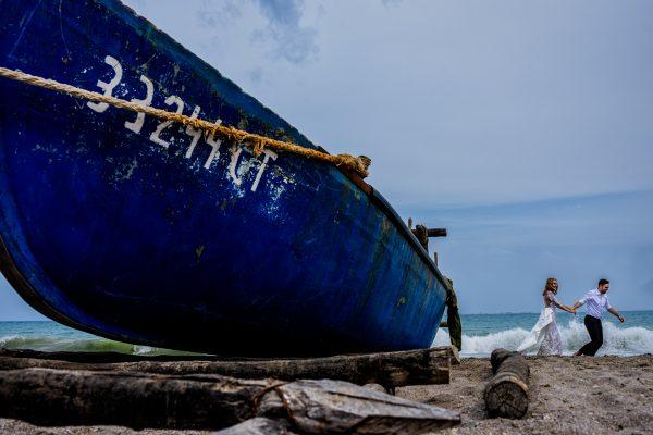 Ileana & Andrei – photo shooting la Marea Neagra