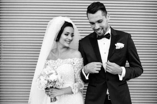 Marina & Valerica – Wedding day