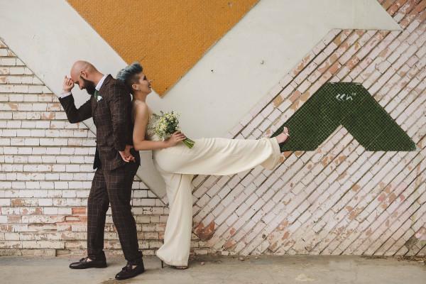Eli & Alex – Civil ceremony