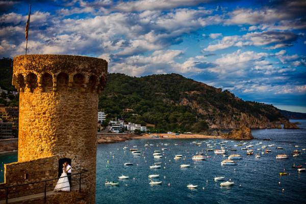 Cu Ema si Cristi prin Catalunia