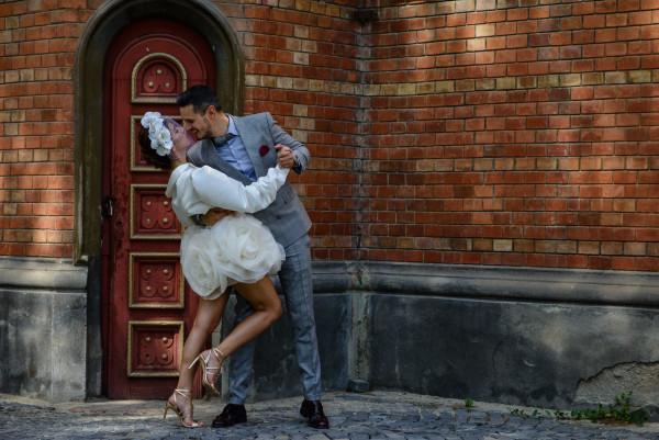 Oana & Bogdan – civil wedding day!