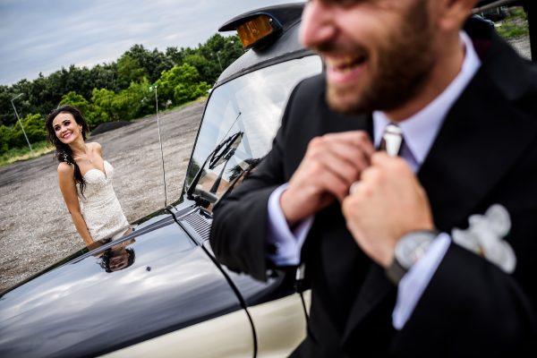 Lavinia & Daniel Marica – A beautiful wedding story